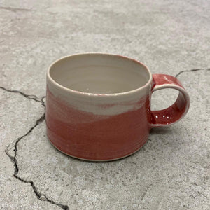 STUDIO LUSPI Wide Bottom Mug 300ml