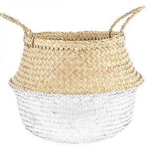 The Silver Belly Basket