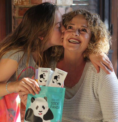 Sock Panda Celebrates Great Moms Everywhere! (HAPPY MOTHER'S DAY)