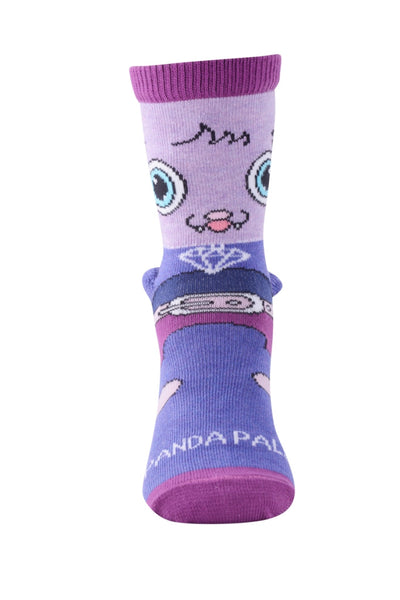 Tib Tab the Bat Lego Front - Sock Panda