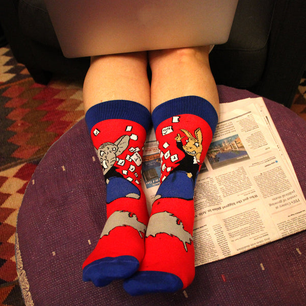 Election Sock - Lifestyle - Sock Panda