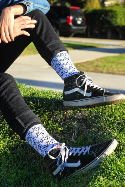Trooper Pattern Lifestyle 2 - Sock Panda