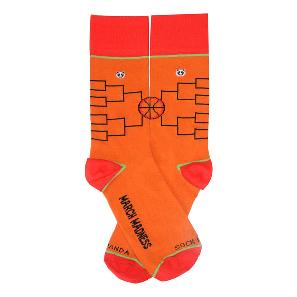 March Madness Sock Flat - Sock Panda