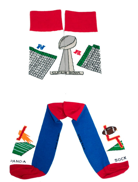 Super Bowl Fl - Sock Panda