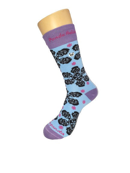 Trooper Snowflake Woman Left - Sock Panda