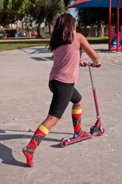 Lifestyle Donut Tween Scooter - Sock Panda