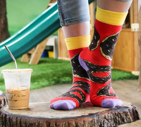 Lifestyle Donut Tween - Sock Panda
