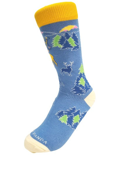 Tween Reindeer Left - Sock Panda