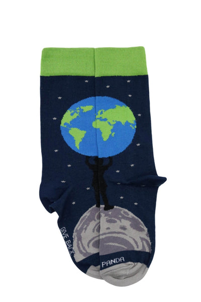 Tweens World Flat - Sock Panda