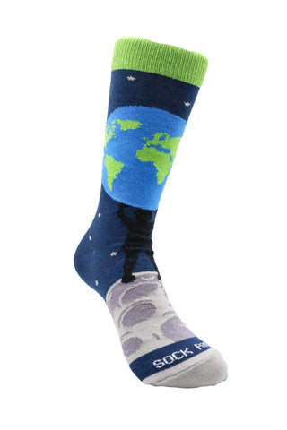 Tweens World Left - Sock Panda