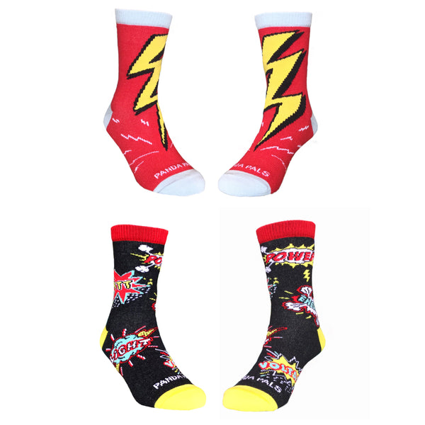 power pack 2 pairs - Sock Panda