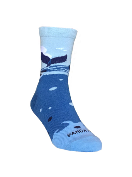 Whale Right - Sock Panda