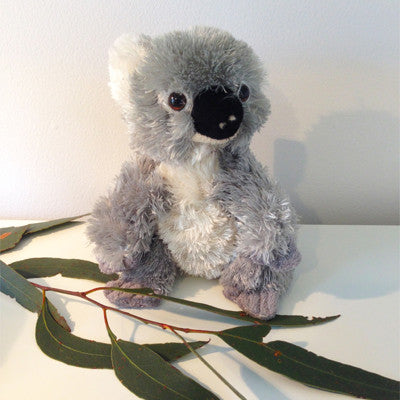 'Adrian' The Koala Plush Toy