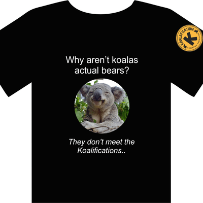Koalified Tee Shirt