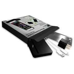 AmaziPro8 iPhone Charger Docking Station Complete Bundle - AmaziPro8