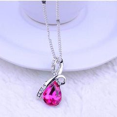 AmaziPro8 fashion jewelries - Fashion Jewelry Pendant + Necklace + FREE Diamond anti dust PLUG CAP for your cell phone + FREE SHIPPING