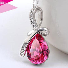 AmaziPro8 fashion jewelries - Fashion Jewelry Pendant + Necklace + FREE Diamond anti dust PLUG CAP for your cell phone + FREE SHIPPING - AmaziPro8