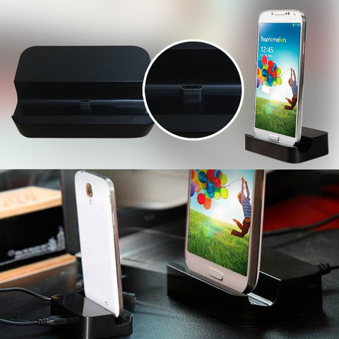 Universal Charger Docking Station for Android Smartphone -Charging dock for almost all Android Smart phones