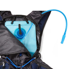 Hydration Bladder Water Reservoir Pack 2L + FREE Survival Keychain Whistle - AmaziPro8