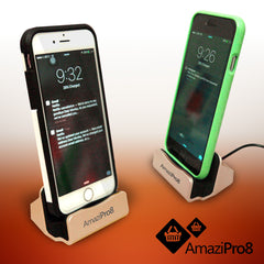 iPhone Charging Station + Mini Stylus Pen + Anti-Dust Plug + FREE SHIPPING - AmaziPro8