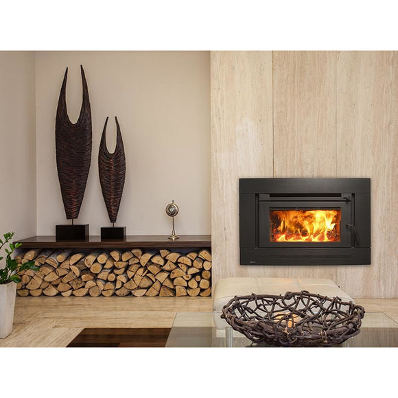Regency Berwick Inbuilt Wood Fireplace - Horizon Leisure