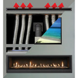 Lopi Gas Heater - Pro Builder 72 GSB
