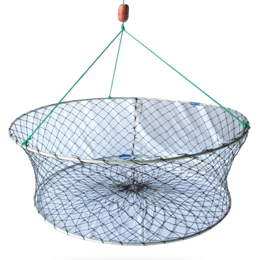 NET FACTORY HEAVY DUTY 2 RING DROP NET