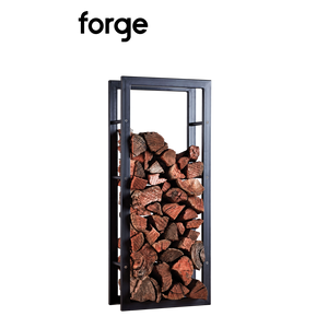 Forge Wood Storage - Urban Steel