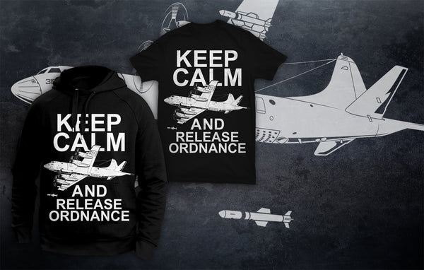 P-3 ORION KEEP CALM AND RELEASE ORDINACE