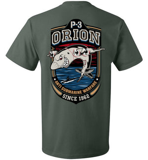 P-3 Orion Anti Submarine Warfare - Since 1962 - Mil-Spec Customs