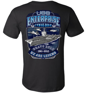 USS ENTERPRISE CVN 65: 1961-2012 - Mil-Spec Customs