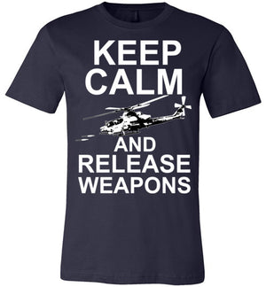 AH-1Z Viper - Keep Calm and Release Weapons - Mil-Spec Customs