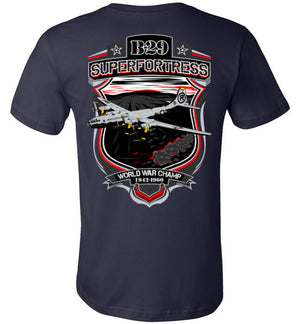 B-29 SUPERFORTRESS - WORLD WAR CHAMP - Mil-Spec Customs