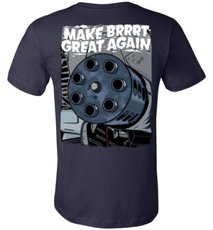 Make BRRRT Great Again