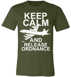 P-3 ORION KEEP CALM AND RELEASE ORDNANCE - Mil-Spec Customs