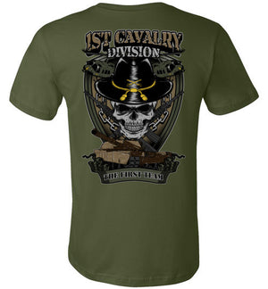 1ST CAVALRY DIVISION - THE FIRST TEAM - Mil-Spec Customs