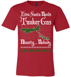 EVEN SANTA NEEDS TANKER GAS.... NKAWTG - Mil-Spec Customs