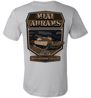 M1A1  Abrams - Whispering Death