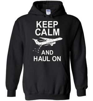 C-141 Starlifter - Keep Calm and Haul On - Mil-Spec Customs