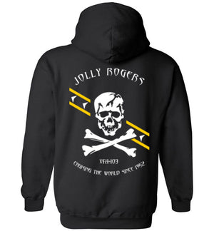 Jolly Rogers - VFA-103 - Cruising the World