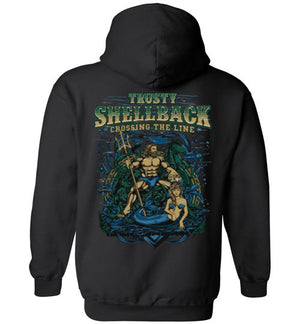 Trusty Shellback - Crossing The Line