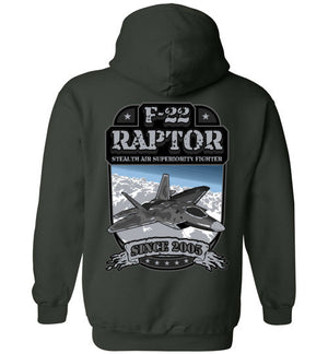 F-22 RAPTOR - STEALTH AIR SUPERIORITY FIGHTER - Mil-Spec Customs