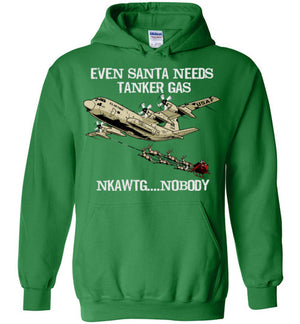 HC-130 HERCULES - EVEN SANTA NEEDS TANKER GAS...(AIR FORCE) - Mil-Spec Customs