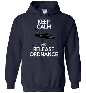 A-7 Corsair - Keep Calm And Release Ordnance - Mil-Spec Customs