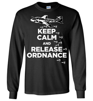 A-6 KEEP CALM AND RELEASE ORDNANCE - Mil-Spec Customs