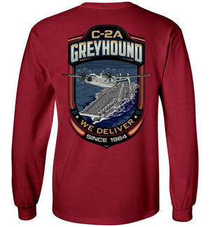 C-2A Greyhound - We deliver, Since 1964