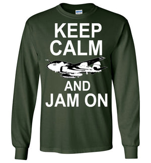 EA - 6B Prowler - Keep Calm And Jam On - Mil-Spec Customs