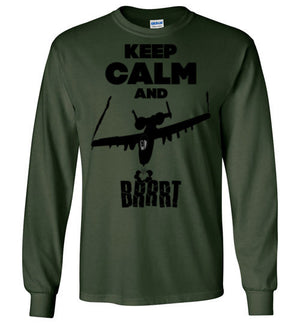 A-10 WARTHOG KEEP CALM..... BRRRT - Mil-Spec Customs