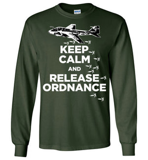 A-6 KEEP CALM AND RELEASE ORDNANCE