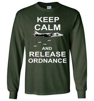 AV-8B - KEEP CALM AND RELEASE ORDNANCE - Mil-Spec Customs